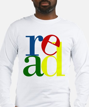 Read - Inspirational Education Long Sleeve T-Shirt