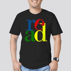 Read - Inspirational Education Men's Fitted T-Shir