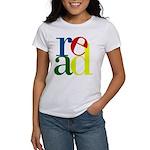 Read - Inspirational Education Women's T-Shirt