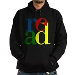 Read - Inspirational Education Hoodie (dark)