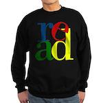 Read - Inspirational Education Sweatshirt (dark)