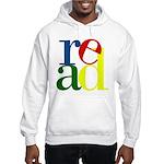 Read - Inspirational Education Hooded Sweatshirt