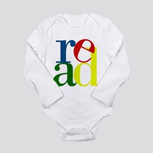 Read - Inspirational Education Long Sleeve Infant