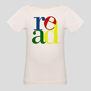 Read - Inspirational Education Organic Baby T-Shir