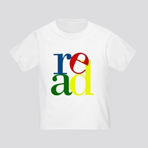 Read - Inspirational Education Toddler T-Shirt