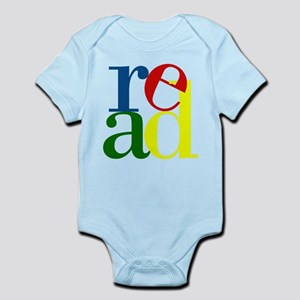 Read - Inspirational Education Infant Bodysuit