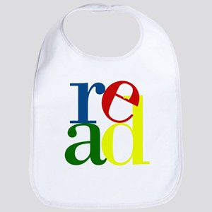 Read - Inspirational Education Bib