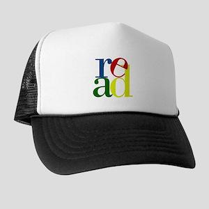 Read - Inspirational Education Trucker Hat