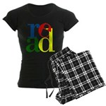 Read - Inspirational Education Women's Dark Pajama