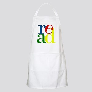 Read - Inspirational Education Apron