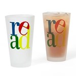 Read - Inspirational Education Drinking Glass