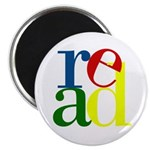 Read - Inspirational Education Magnet