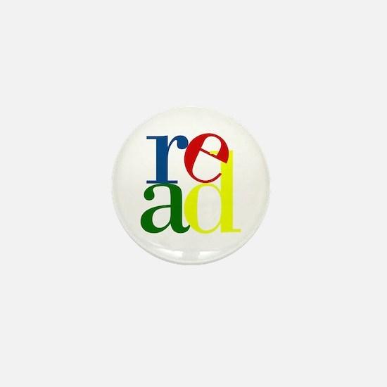 Read - Inspirational Education Mini Button