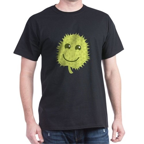 Happy Durian cute fruit with a smile T-Shirt