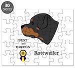 Rottweiler Puzzle