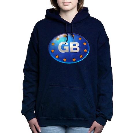 Great Britain GB Hooded Sweatshirt