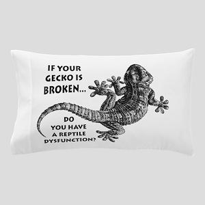 Reptile Dysfunction Pillow Case