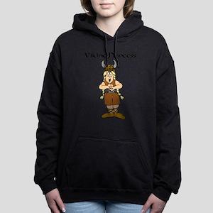Viking Princess Hooded Sweatshirt