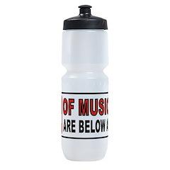 GUITAR Sports Bottle