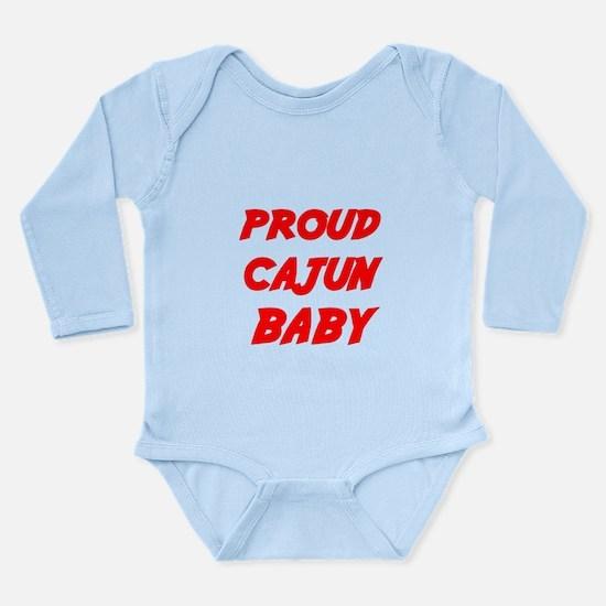 PROUD CAJUN BABY Body Suit