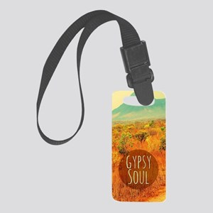 Gypsy Soul  Small Luggage Tag
