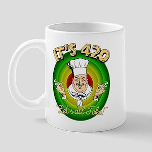 It's 420 Let's all Toke! Mug