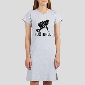 Football Women's Nightshirt