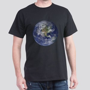 North American Earth Slightly Faded T-Shirt