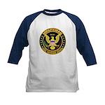 Minuteman Civil Defense Kids Baseball Jersey