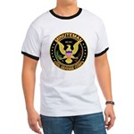 Minuteman Civil Defense Ringer T