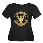 Minuteman Civil Defense Women's Plus Size Scoop Ne