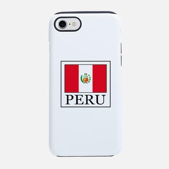 Peru iPhone 7 Tough Case