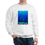 Tropical Fish Sweatshirt