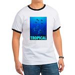 Tropical Fish Ringer T