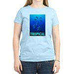Tropical Fish Women's Light T-Shirt