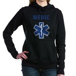 medic star of life.... Hooded Sweatshirt