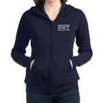 Emt Emergency Logo Women's Zip Hoodie