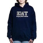 Emt Emergency Logo Women's Hooded Sweatshirt