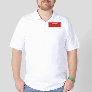 I'm the Machinist Golf Shirt