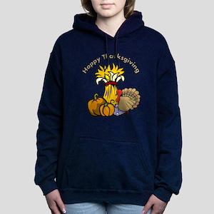 Thanksgiving Pumpkins Hooded Sweatshirt