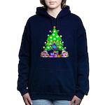 Hanukkah and Christmas Hooded Sweatshirt