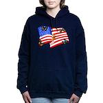 american butterflys Hooded Sweatshirt