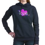 Love Gifts Hooded Sweatshirt
