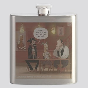Billy The Goat Flask
