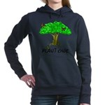 plant one2 Hooded Sweatshirt