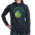 Earth Day At Home Hooded Sweatshirt