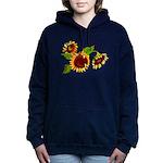 Sunflower Garden Women's Hooded Sweatshirt