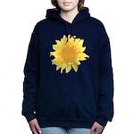 Sunflower Elegant Hooded Sweatshirt