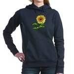 Sunflowers Women's Hooded Sweatshirt