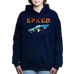 speed car Hooded Sweatshirt